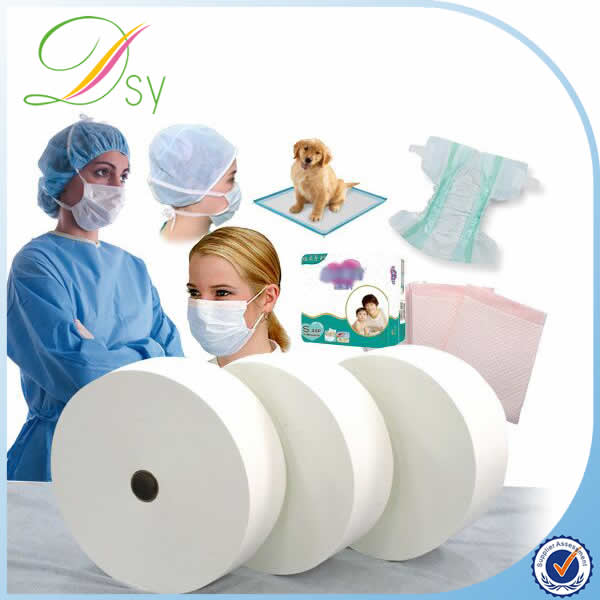Non woven Raw material for making medical mask
