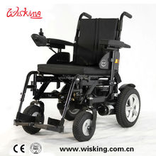handicapped power Wheelchair with e brake