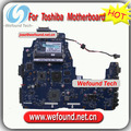 100% Working Laptop Motherboard for Toshiba C660 K000124450 LA-6846P Series Mainboard,System Board