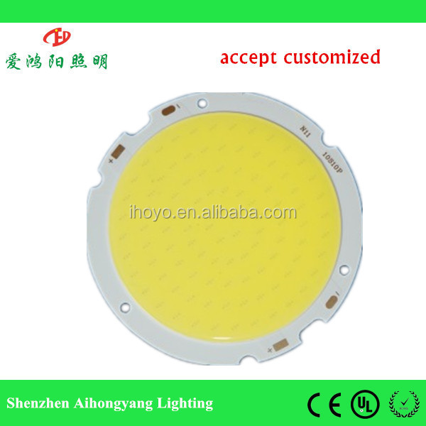 5years warranty 30w cob led white taiwan chip integration high power
