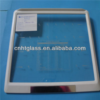 3-19mm injection refrigerator glass panel