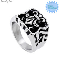 Ally express cheap wholesale ring stainless steel casting ring