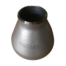 New Product Anti Rust Oiled Pipe Fitting 90 Degree Aluminum Carbon Buttweld reducer