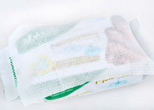 Special Premium Wet Tissue with elements no Harmful Chemicals, Aloe, Chamomile, and Vitamin E, Fragrance Free,80 sheets