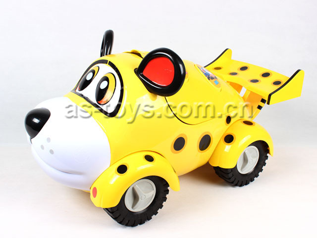 alibaba high quality ride on toy baby battery operated cartoon car with music