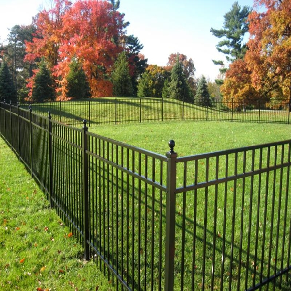 Decorative wrought iron garden fence lowes wrought iron railings buy lowes wrought iron for Lowes exterior wrought iron railings