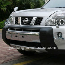 OEM ABS plastic auto tuning parts front bumper guard board bar for Nissan X-Trail car body parts body kits