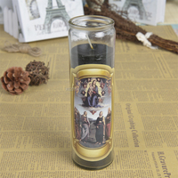 VELA NUESTRA SENORA DEL CARMEN Religious Candles In Different Sizes Factory Direct Sell
