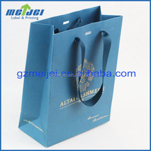 Luxury thick paper shopping bag