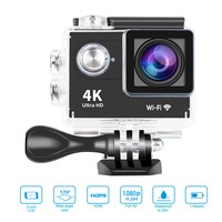 2017 Latest 4K Action Camera HD