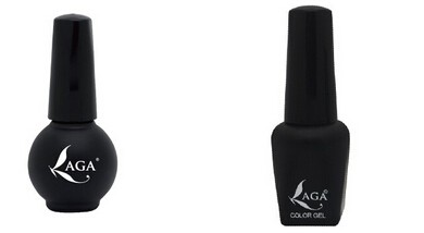 KAGA gel nail kits for home do it yourself gel nail polish one step