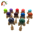Kendama new coloring wood toy for baby