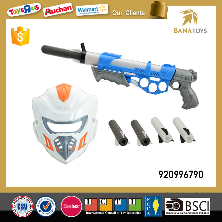 Best selling product air soft bbs gun with mask