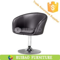 Wholesale Fation Swivel Bar Stool PU/Leather bar chair dining Chair Faux Leather Office Pub