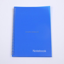 Hot sale Plastic Rings Notebook