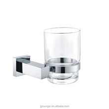 bathroom accessories set glass toothbrush holder set