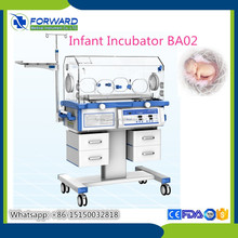 Hospital Infant Care jaundice phototherapy incubator/Medical NICU Infant Incubator