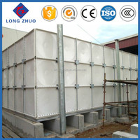 China Producer Hot Selling SMC Water Tank Panel, FRP Storage Water Tanks