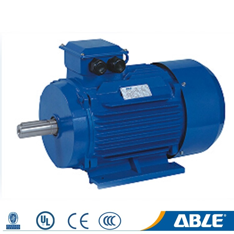 ABLE surper power ac electric motor 75kw 200kw 25kw 125kw