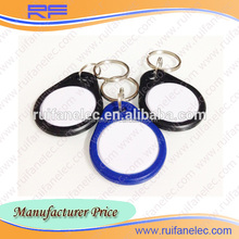 new products Hot cheapest price keytag rfid hitag1 fob contact less key made in china