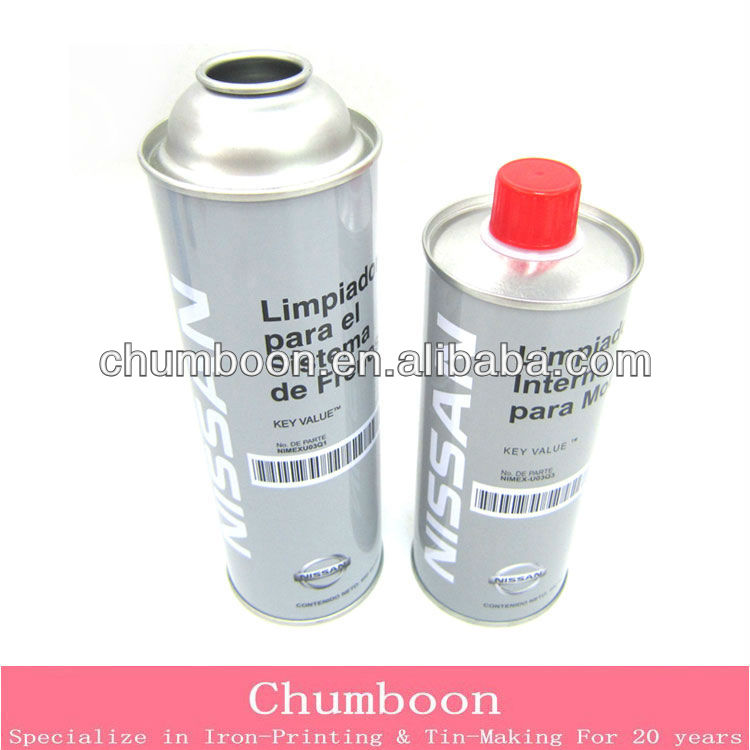 pressure empty tin aerosol can for sale tin box with lid for paint. Black Bedroom Furniture Sets. Home Design Ideas