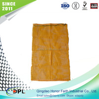 golden supplier best quality plastic 100% recyclable pp mesh bag