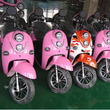Cheap Custom Made Steel Frame Adult Electric Motorcycle Made In China