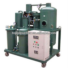 Lube oil purifier/lubricant oil filtration