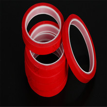 High temperature red Polyester with washi paper masking adhesive tape for Auto Refinish