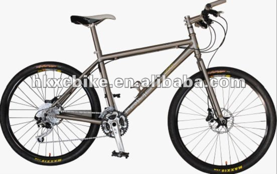 2013 Titanium Alloy mountain bike for sale. mtb bicycle for sale