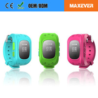2015 Popular Smallest GPS Navigation Kid Watch For Low Price