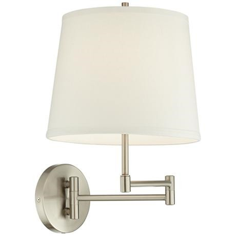 Adjustable Modern Plug In Swing Arm Wall Lamp - Buy Plug In Swing Arm Wall Lamp,Modern Swing Arm ...