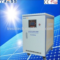 Tress single phase grid tie solar system 10kw off solar grid inverter with ac charger