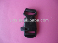 hot seller CK072 20mm flexible side-release buckle , quick release buckle for bags