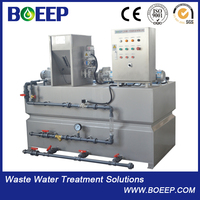 high quality automatic powder dosing equipment water treatment