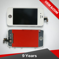 Reasonable Price Excellent Quality Lcd Display Touch Screen Digitizer For Iphone 4