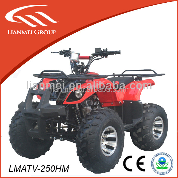 250cc quad bikes for sale, rocky mountain atv with CE, atvs for sale