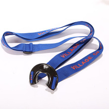 Custom water bottle strap your own logo