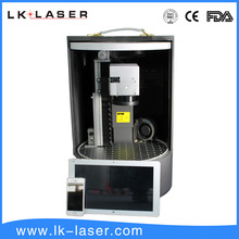 Desktop fiber laser marking machine/laser engraving machine for metal parts