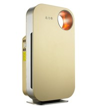 Multifuctional air purifier with Negative ions 1000,0000/cm3