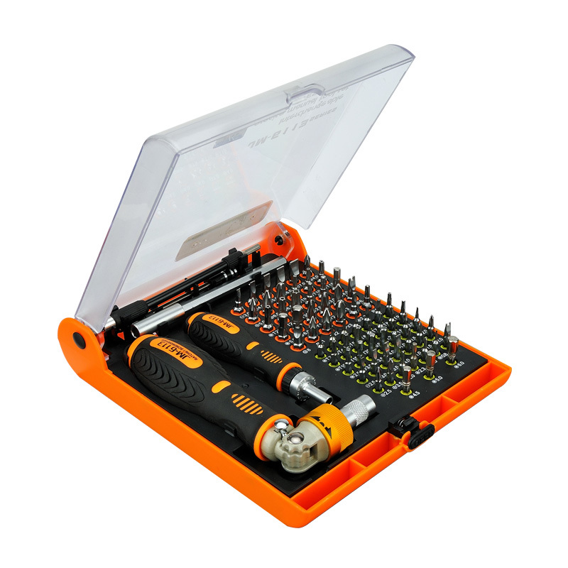 Precise manuel ratchet screwdriver set