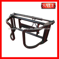Hot sale in European Markets CE Oil Drum Clamp for wheel loader