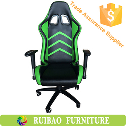 Pu leather Racing Gaming adjustable Swivel Office chair for computer