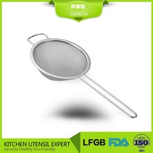 good quality extra fine wide edge strainer noodle
