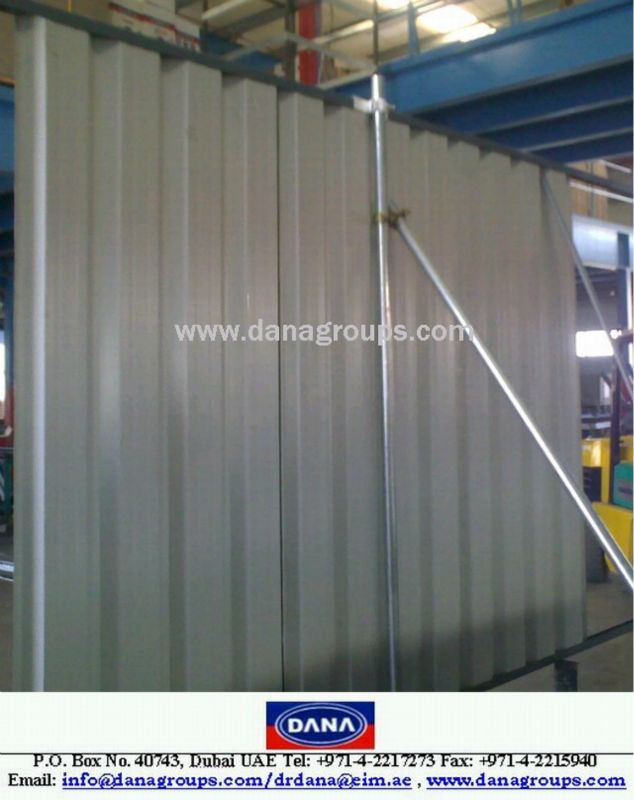 SIERRA LEONE - FENCING, TRELLIS & GATES SUPPLIER - DANA STEEL