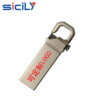 Factory Manufacturer Keychain Metal Mini USB Flash Drive 16gb,Waterproof Memory Stick Thumb Drive Pen Disk 8GB