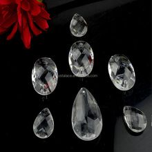 Modern Chandelier Rain Drop Crystal Clear Acrylic Drop Beads Chandeliers Wedding Decoration