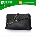 Fashion serpentine bag The first layer messenger bag Package cover iron chain messenger bag