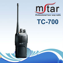 HYT TC-700 handheld wireless FM two way radio