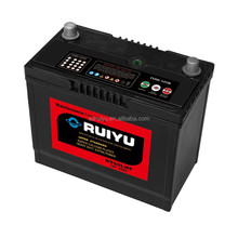 HOT SALE 12V BATTERY SEALED MAINTENANCE FREE CAR BATTERY TRUCK BATERY AUTO BATERY